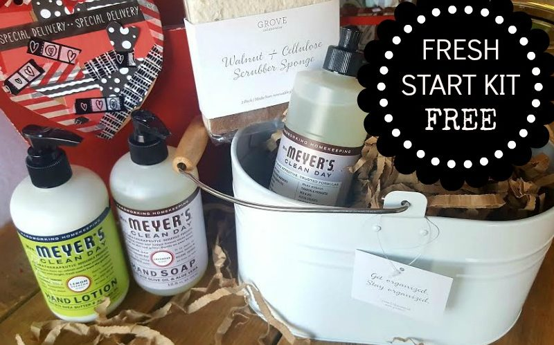 CLEAN it UP – Amazing Offer from Grove Collaborative