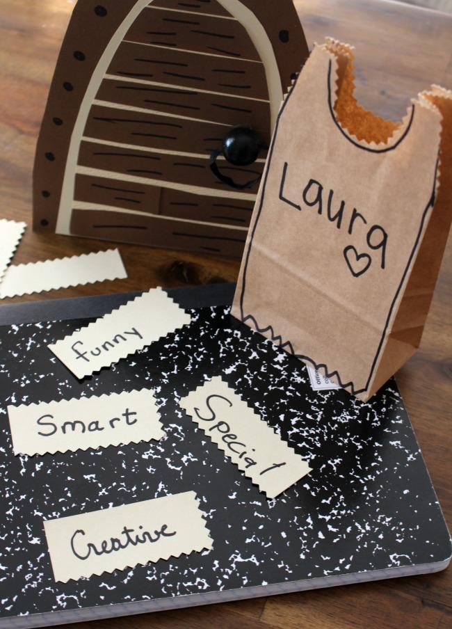 Paper Bag Empowerment