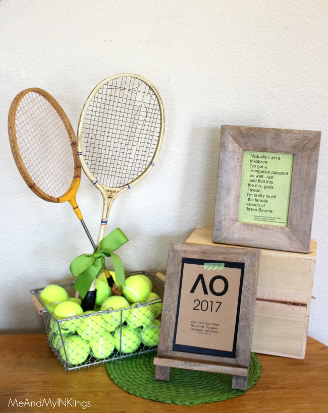 Tennis Party Decor World Market