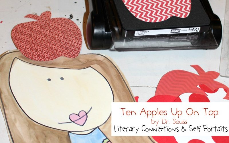 Ten Apples Up on Top Literary Connection