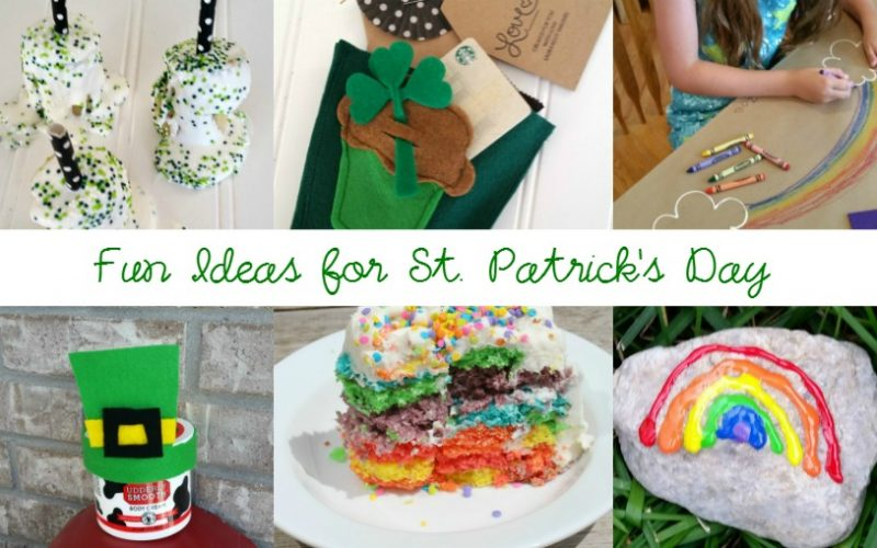 Last Minute Ideas to Celebrate St. Patrick's Day