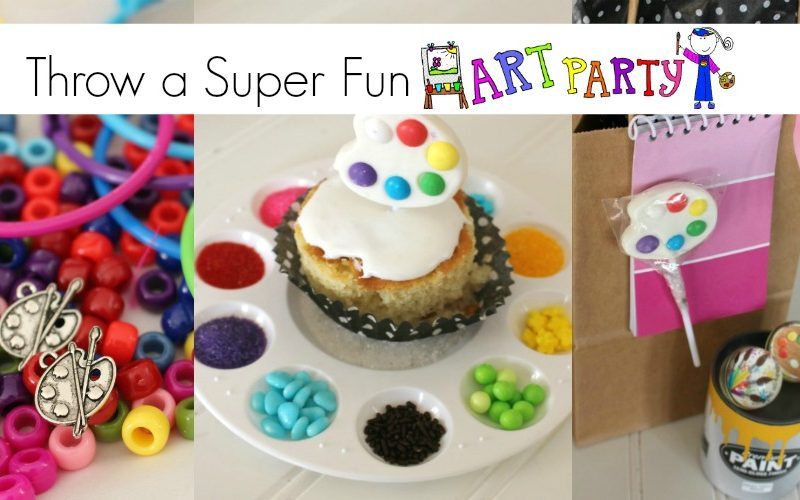 How to Throw an ART Party