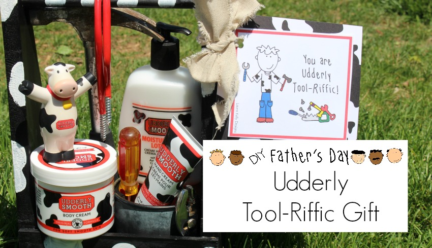Father's Day Gift of Udderly SMooth