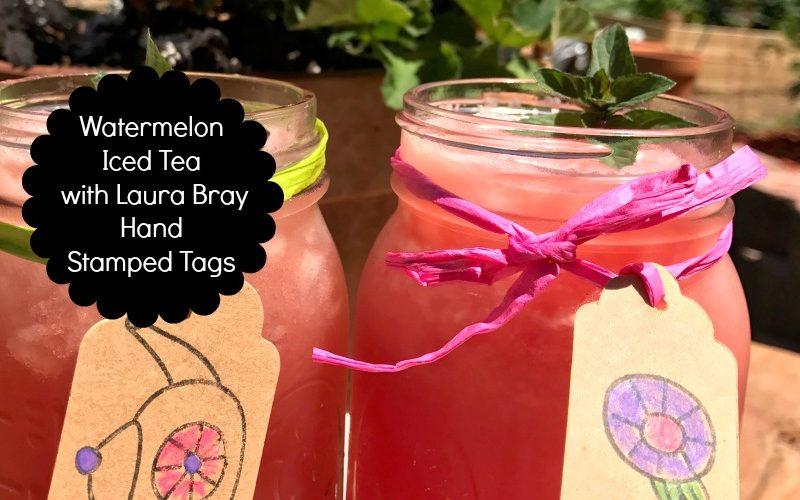 Watermelon Iced Tea with Laura Bray