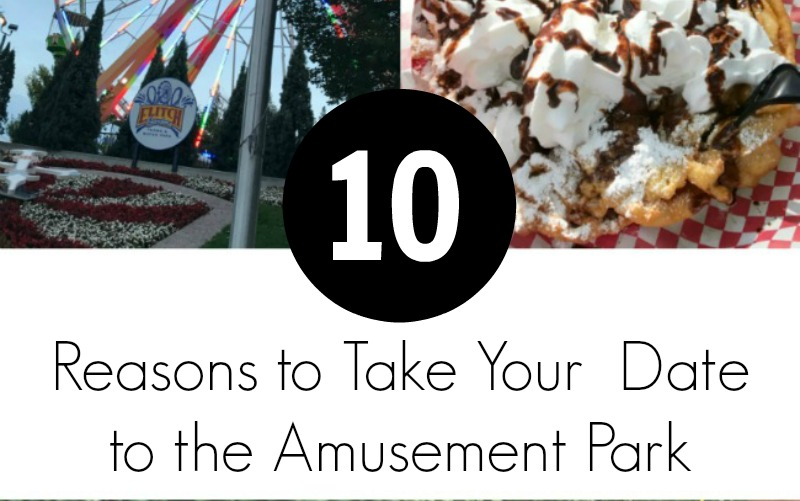 10 Reasons To Double Date At The Amusement Park