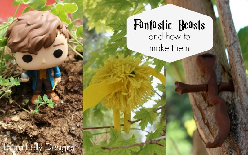 Fantastic Beasts and How to Make Them