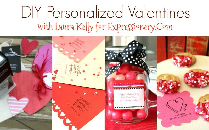 Express Yourself with Expressionery Stamps for Valentine's Day