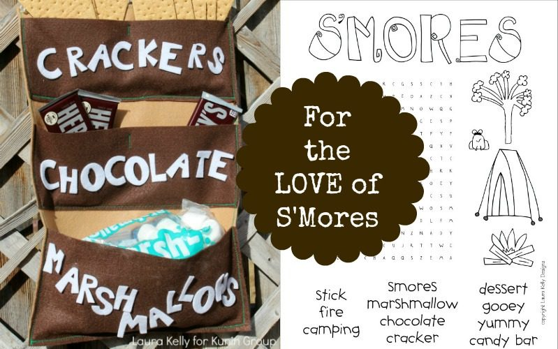 For the LOVE of S'Mores