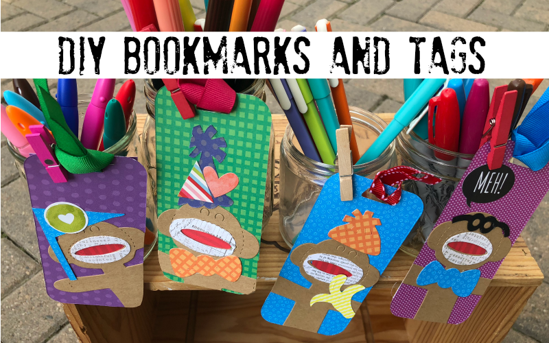 Back to School Bookmarks and Tags