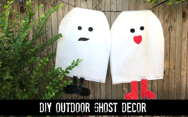Giant Oly*Fun Yard Ghosts