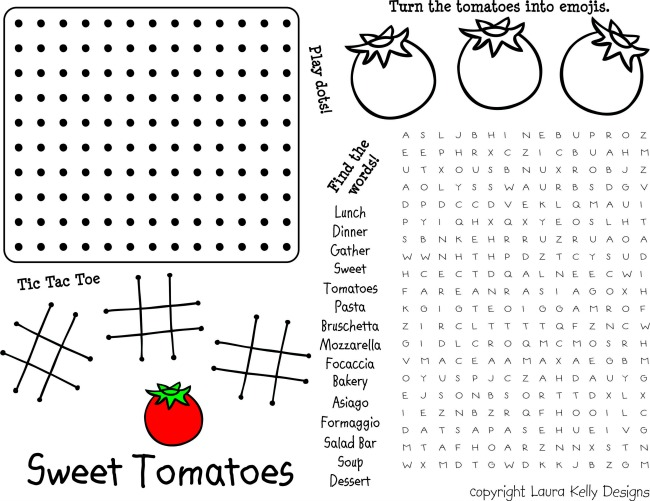 http://www.meandmyinklings.com/wp-content/uploads/2018/09/Sweet-Tomatoes-Fun-Page-Printable.jpg