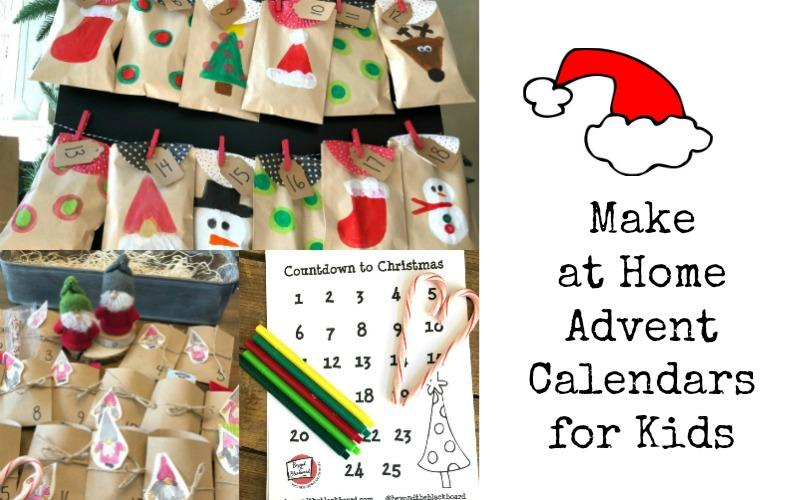 Gnome Advent Calendar to Make at Home