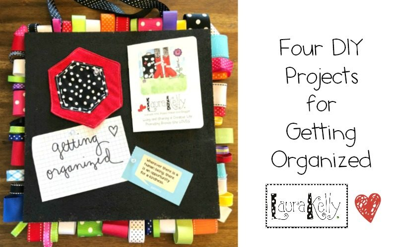 Project to Organize Your New Year
