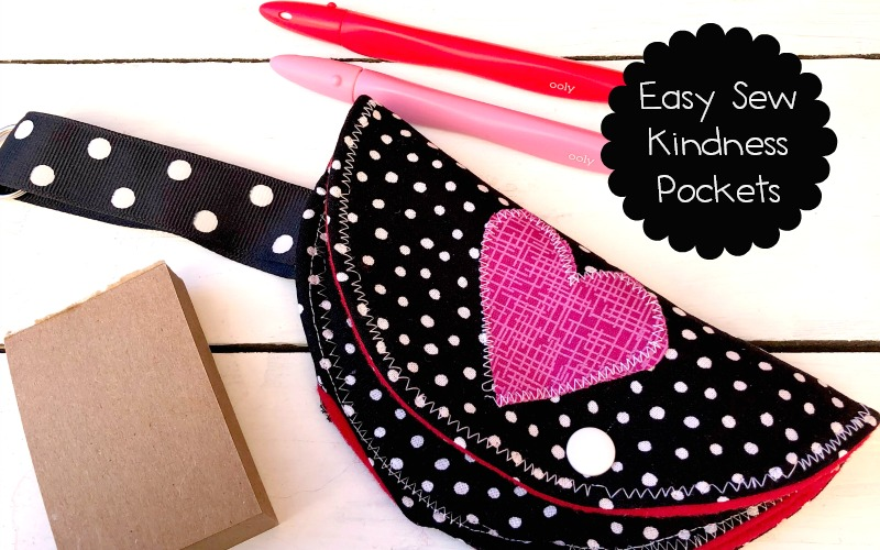 Easy Sew Kindness Pockets