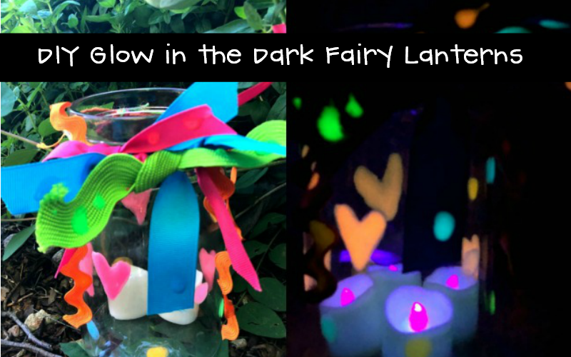 Glow in the Dark Fairy Lantern GloBrite by Beacon Adhesives