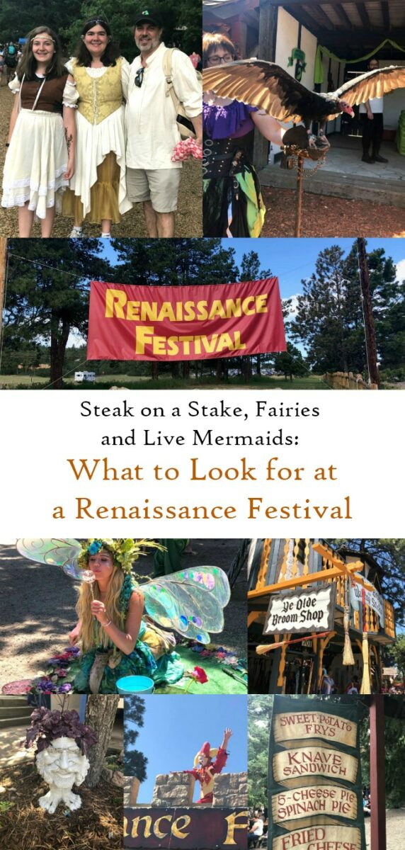 What to Look for at a Renaissance Festival