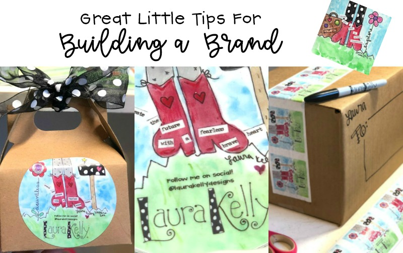 Tips for Building a Brand with Stickers
